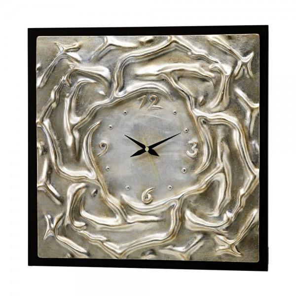Релефен стенен часовник, ACQUE AGITATE от Pintdecor