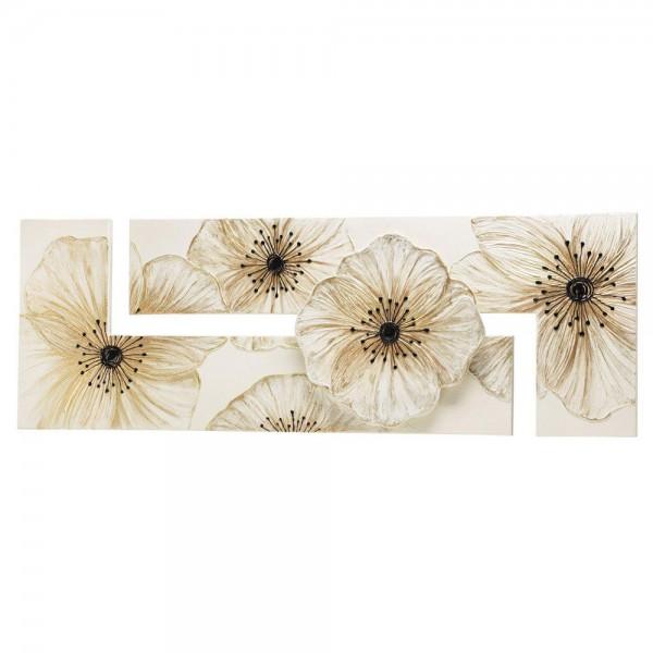 Декоративнo панo за стена, PETUNIA от Pintdecor