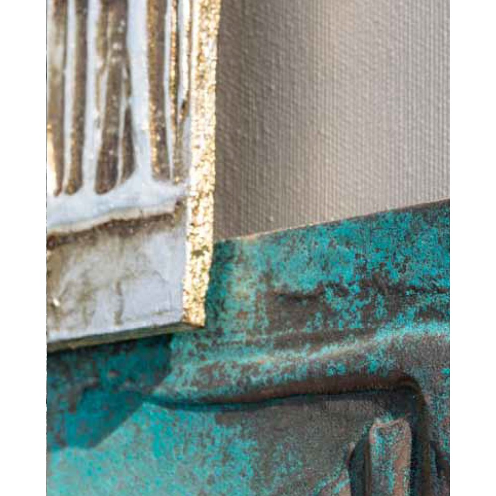 Италианско пано с релефни орнаменти, PROMETEO от Pintdecor