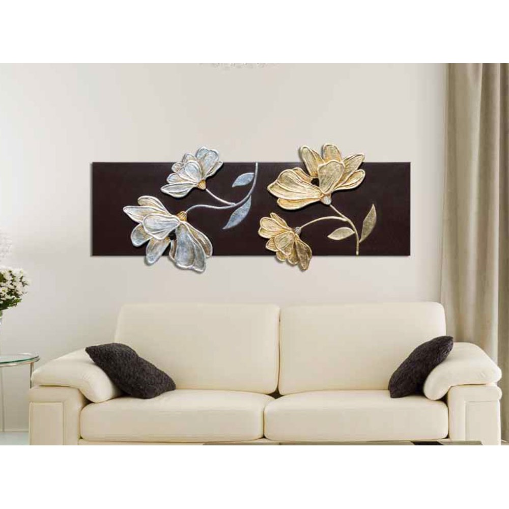 Декоративно пано за стена, FIORI LUCENTI от Pintdecor