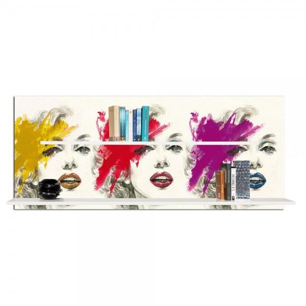 Декоративна етажерка за книги, MARILYN от Pintdecor