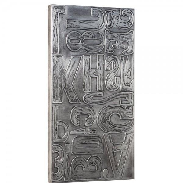 Дизайнерско пано за стена, PRINTING METAL от Pintdecor