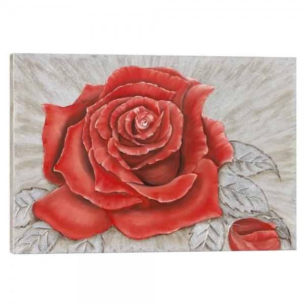 ROSE ROUGE - Италианско пано с релефни орнаменти