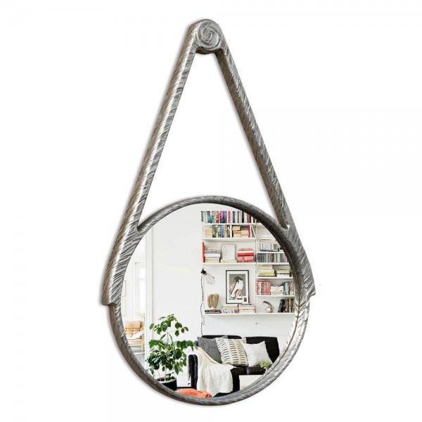 P4456 - Огледало за украшение на стена. Модерни аксесоари за дома от Италия