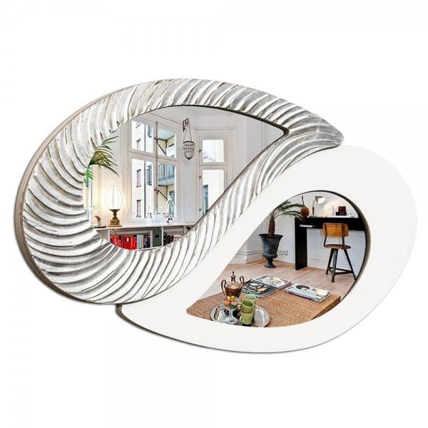 P4660 -  Стенно огледало. Елегантен аксесоар за спалня. Серия TAO