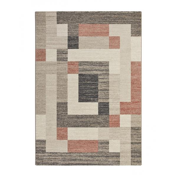32820/6314 - Италиански килим с геометрични фигури