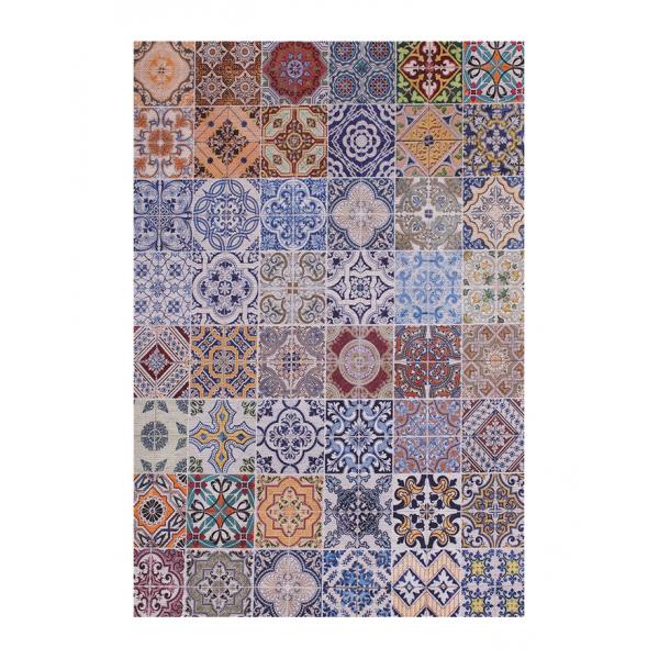 Многоцветен италиански килим, SICILY MULTI
