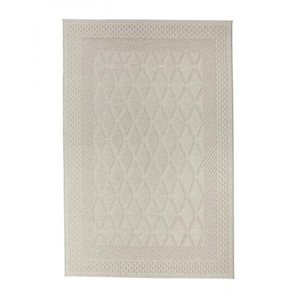 Модерен килим за открити и закрити помещения, ZOE 6985/E515