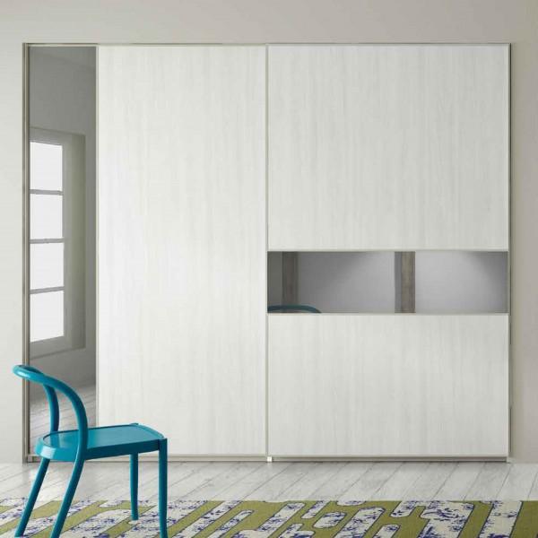 DAMA - Модерно обзавеждане за спалня, гардероб DAMA от Orme Design