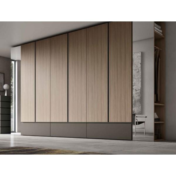 GOLA - Италиански гардероб с врати на панти от Orme Design