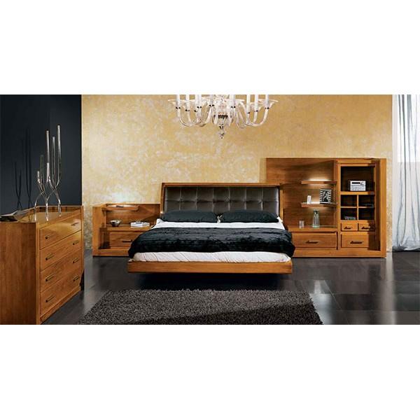 1600G - Спалня от масив