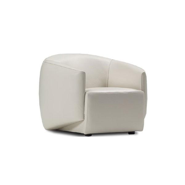 591 - Модерно кожено кресло