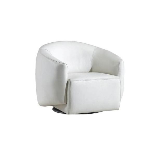 E.Cal 591 - Модерно италианско кресло с въртяща основа