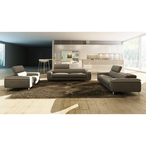 D.990 - Италианска мека мебел. Модерно обзавеждане за всекидневна от Италия
