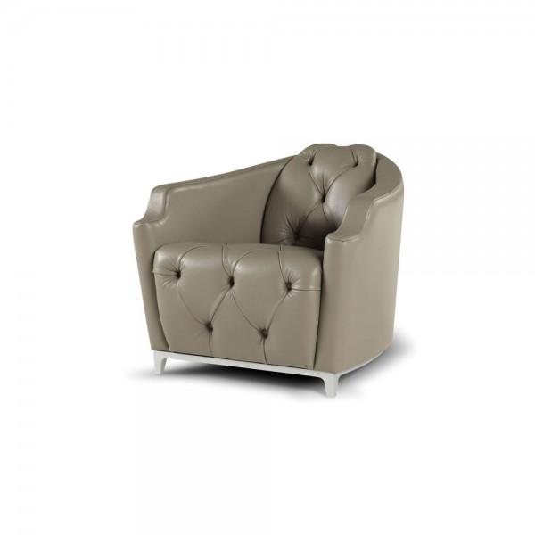 994 - Кожено кресло с елегантен съвременен дизайн