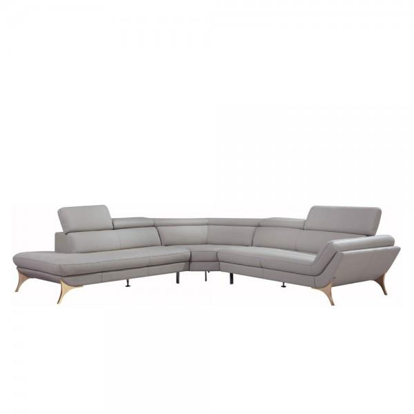 Cal 1541 - Ъглова диван с модерен италиански дизайн