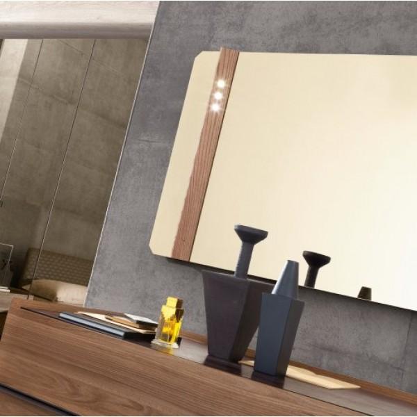 Огледало с LED осветление AKADEMY серия МODUM