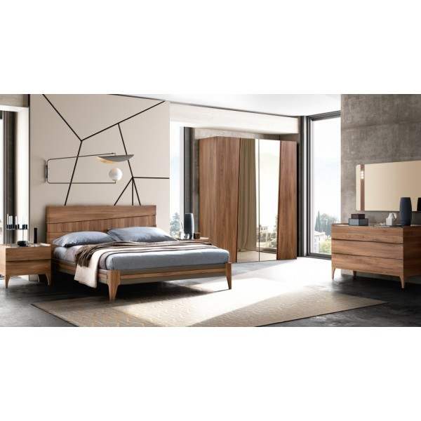 N - Италианска спалня FOLD AKADEMY / STORM серия MODUM