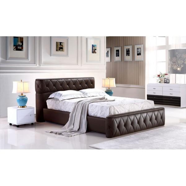 PISA I - Модерна италианска кожена спалня