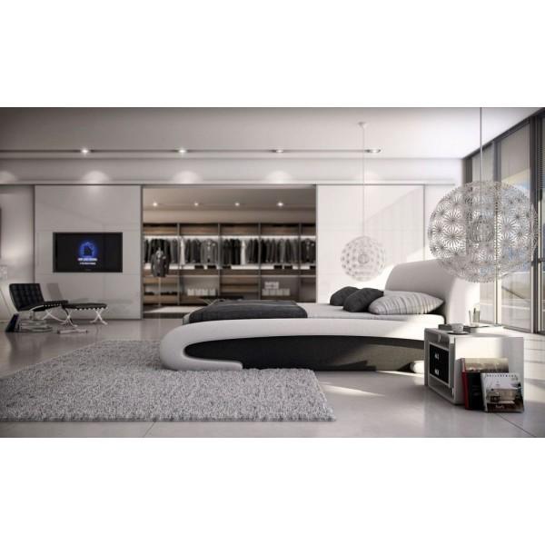 J220 - Кожена спалня с иновативен дизайн