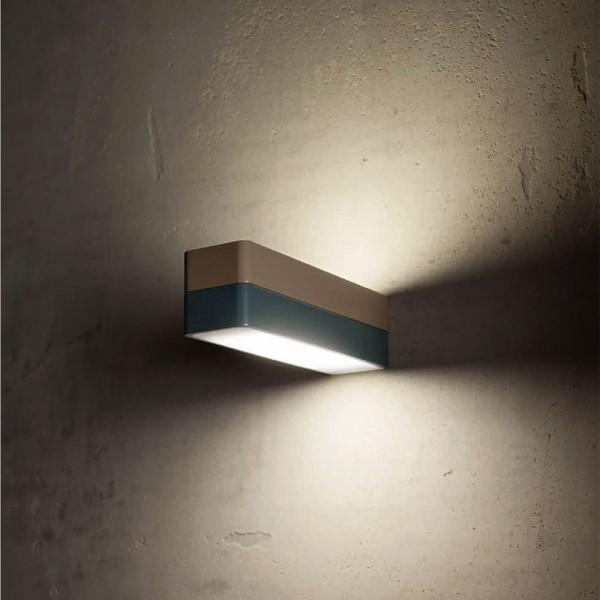 W.AP 165 - Модерен аплик LED, серия ALULED от 'LIGHT 4'