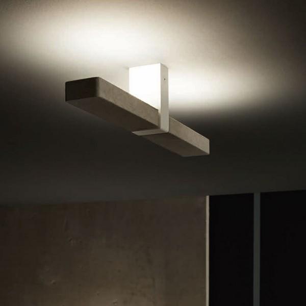 W.AP 2L - Модерен аплик / плафон LED, серия ALULED bar от 'LIGHT 4'