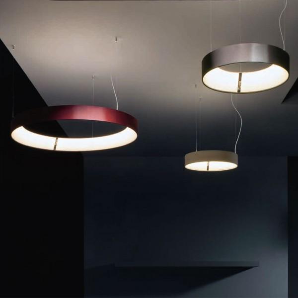 W.IS CY SO 50 - Пендел LED осветление. Модерно интериорно осветително тяло, серия ITASHADES от 'LIGHT 4'