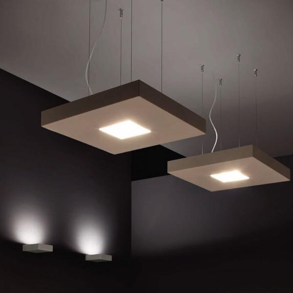 W. SO 45 - Италиански пендел LED, серия NOIR от 'LIGHT 4'