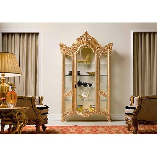 ART 9971 - Стъклена витрина 1 врата