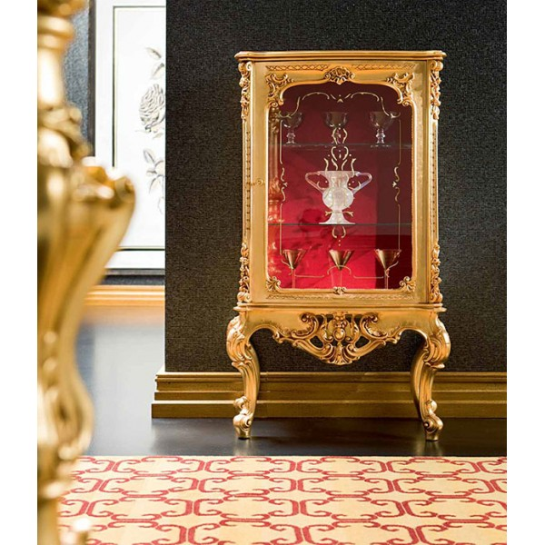 ART 508 - Шкаф 1 стъклена врата