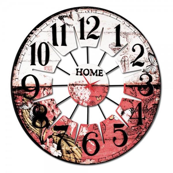 Дизайнерски стенен часовник, HEMINGWAY от Pintdecor