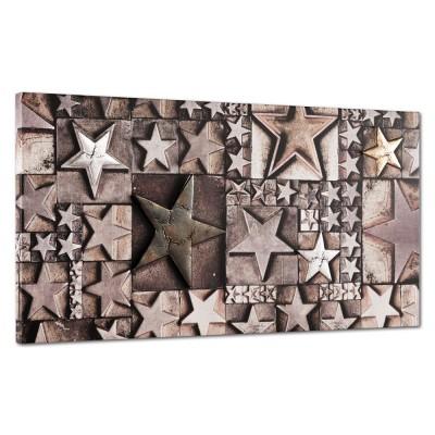 ALL STAR - Стенно пано с релефни керамични елементи