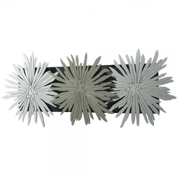 ANEMONI - Релефно пано с алуминиеви елементи