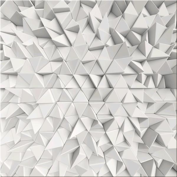 TRIANGOLI - Модерна 3D принт картина