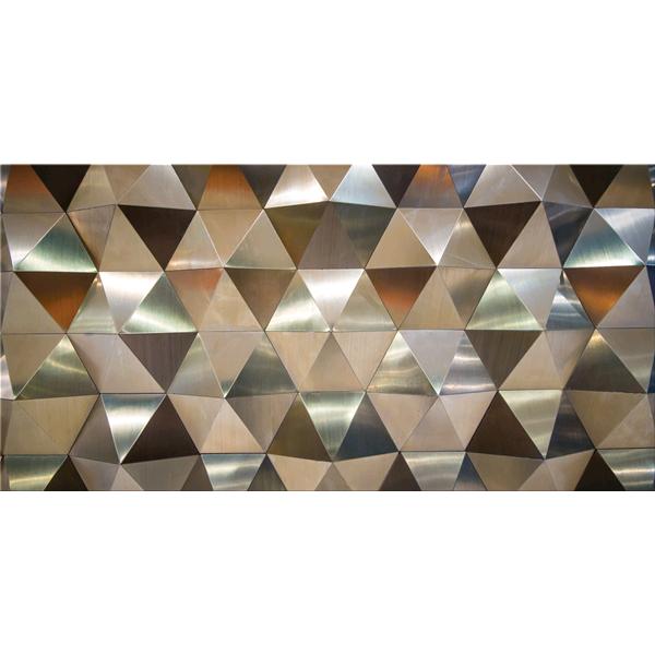 TRIANGOLI - Дизайнерска 3D принт картина