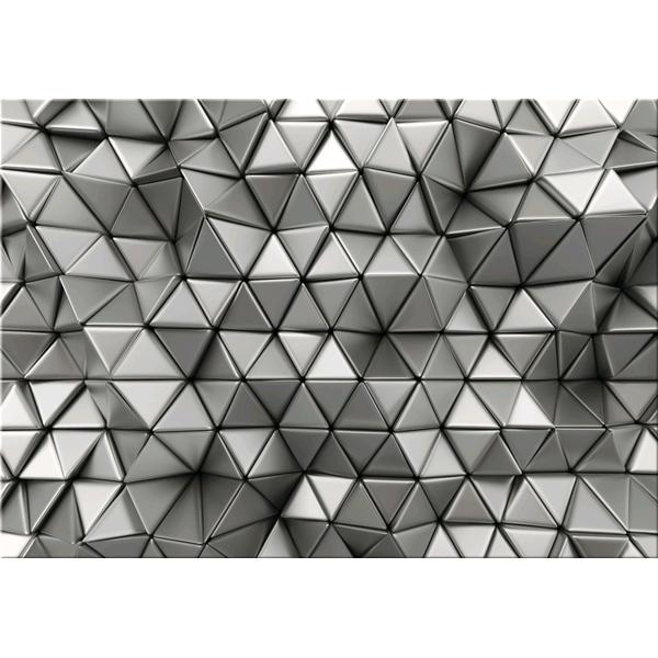 TRIANGOLI CROMATI - Модерна 3D принт картина