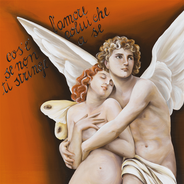 QUESTO e AMORE - Принт картина за стена