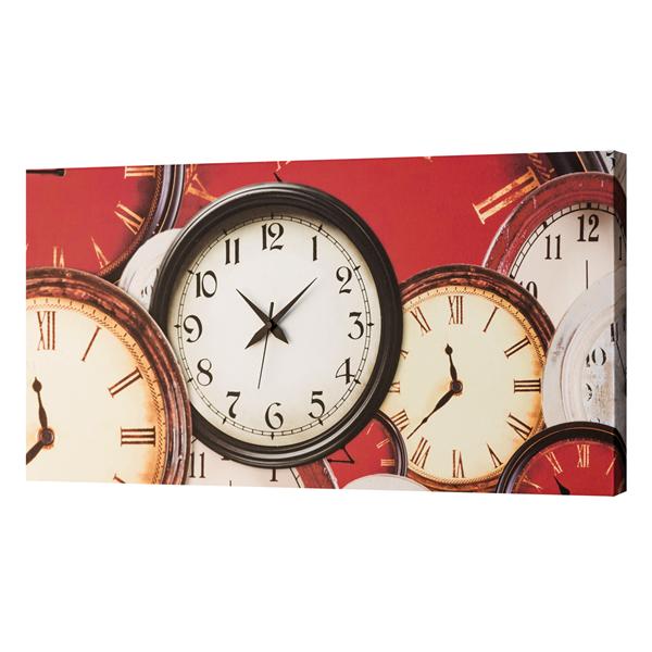 Модерен стенен принт часовник, OLD CLOCK от Pintdecor