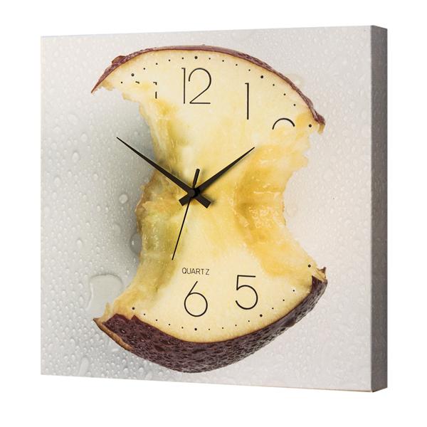 Модерен стенен принт часовник, MELA OROLOGIO от Pintdecor