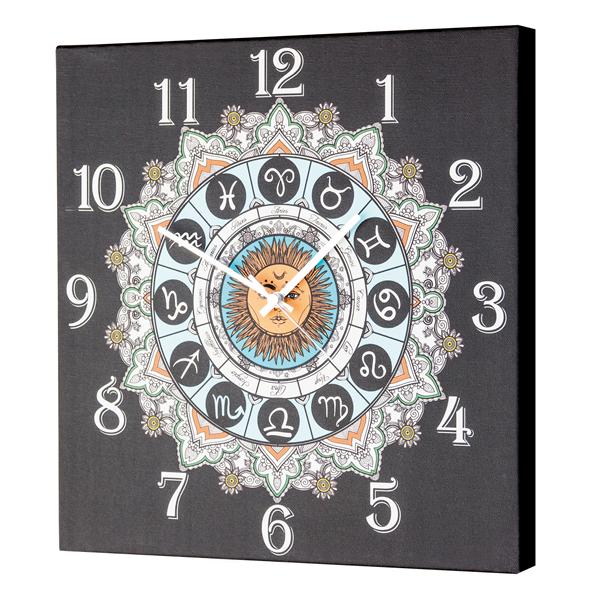 ZODIAC - Италиански стенен принт часовник