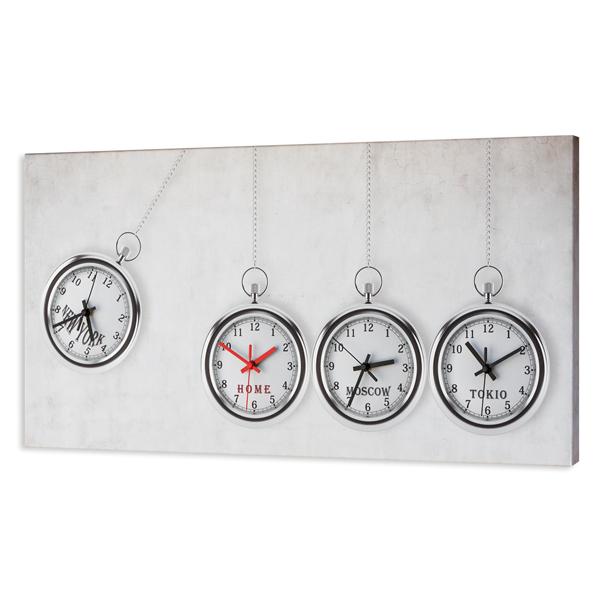 Модерен стенен принт часовник, OROLOGIO da TASCHINO от Pintdecor