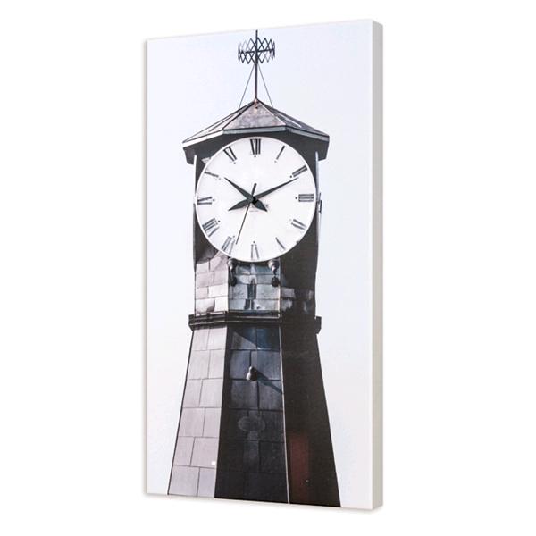 Дизайнерски стенен принт часовник, IL FARO от Pintdecor