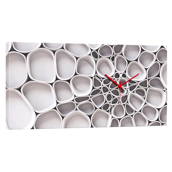 Дизайнерски стенен принт часовник, CIOTOLE от Pintdecor
