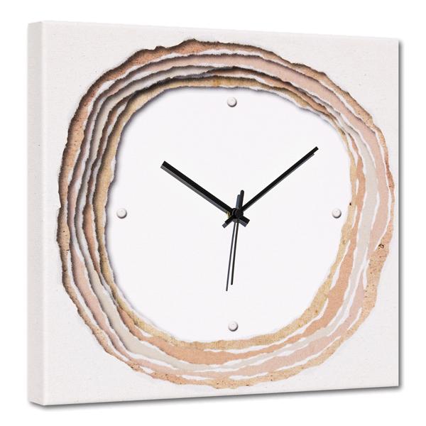 Модерен стенен принт часовник, SOTTO SOTTO от Pintdecor