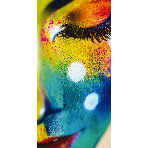 WOMAN COLOR - Модерна принт картина