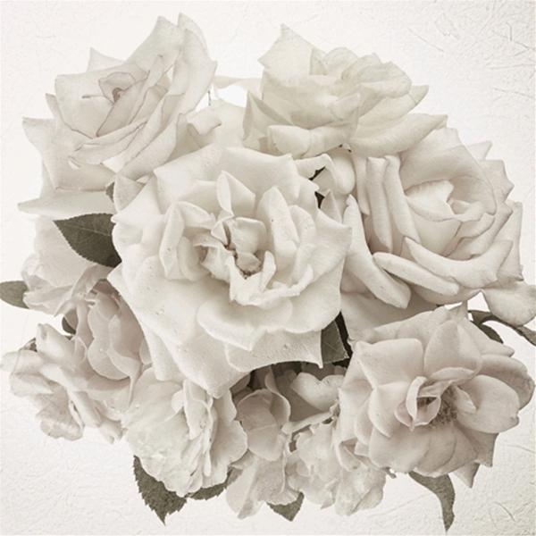 Съвременно пано за стена, ROSE BIANCHE от Pintdecor