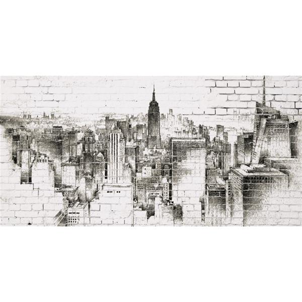 Съвременна принт картина, SUL MURO от Pintdecor