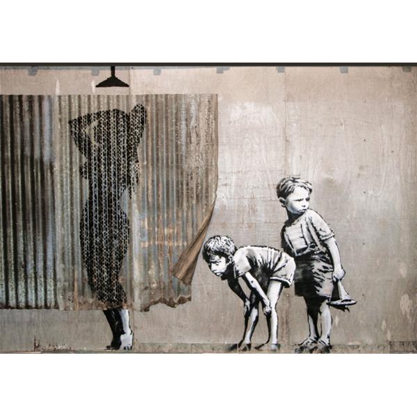 Съвременна принт картина, SBIRCIATINA от Pintdecor