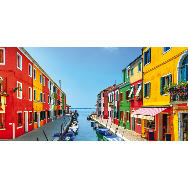 Фото принт картина за стена, VENEZIA i CANALI от Pintdecor