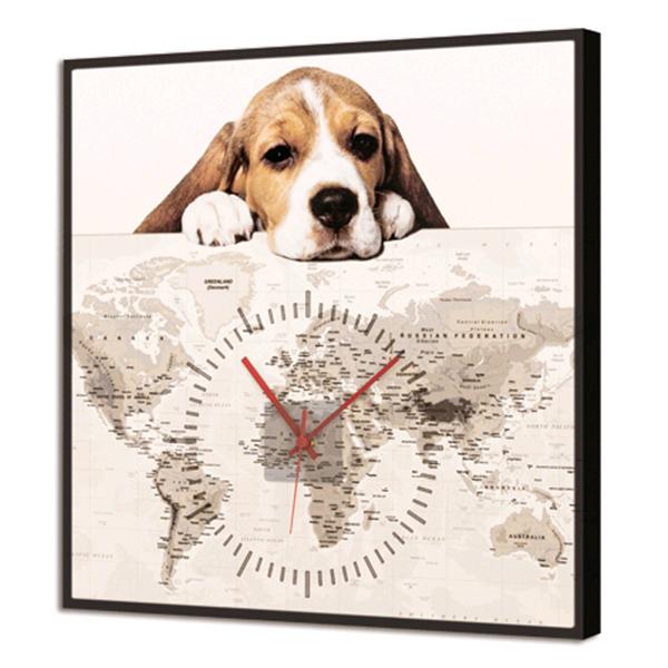 CUCCIOLO - Италиански LED часовник